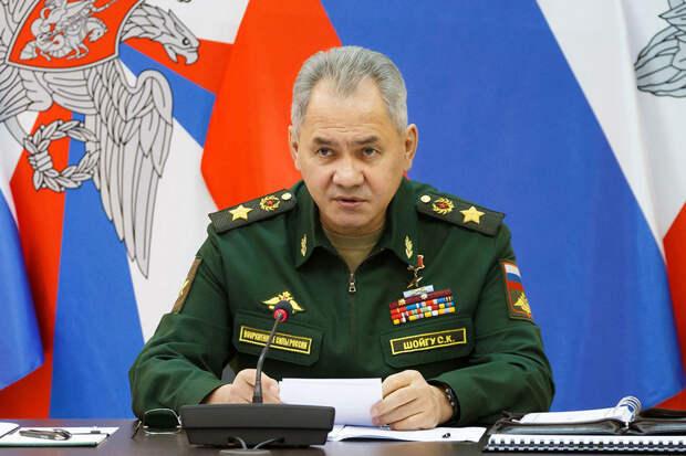 Шойгу обвинил США вросте военной опасности вЕвропе