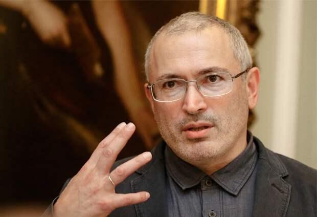 Долг Ходорковского 18,6 млрд рублей – подонок обязан все вернуть России