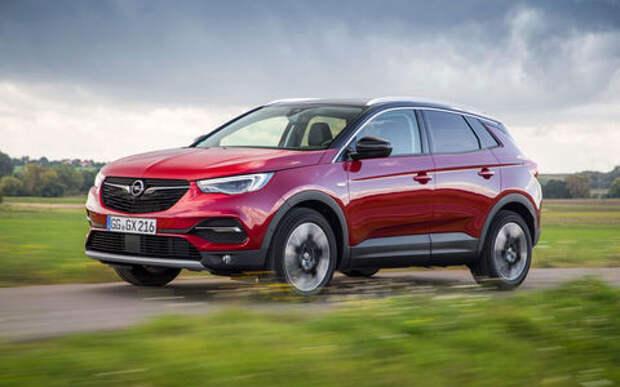 Автомобили Opel получат российские двигатели