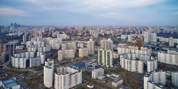 Антикризисные меры Собянина затронут 5,8 тыс малых и средних предпринимателей / Фото: mos.ru