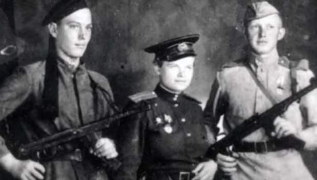 «Фрау черная смерть», или Как школьница Евдокия Завалий стала кошмаром для нацистов