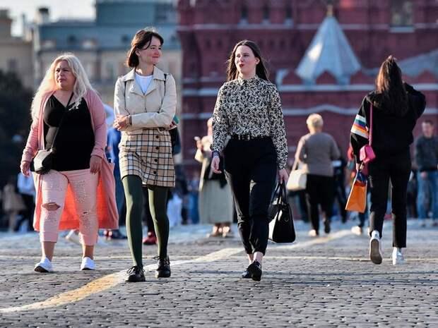 Летнее тепло придет в Москву в ближайшие дни