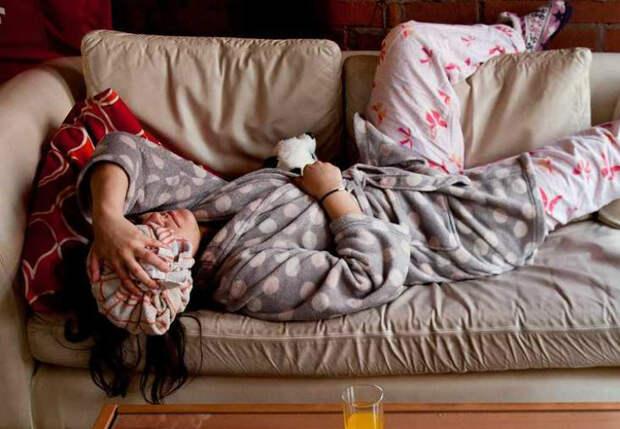 Вот почему следует навсегда забыть о растворимых напитках от гриппа