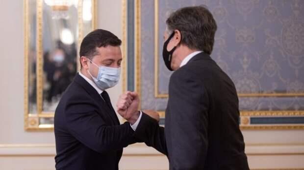 Марков назвал «политической трагедией» переговоры Зеленского и Блинкена