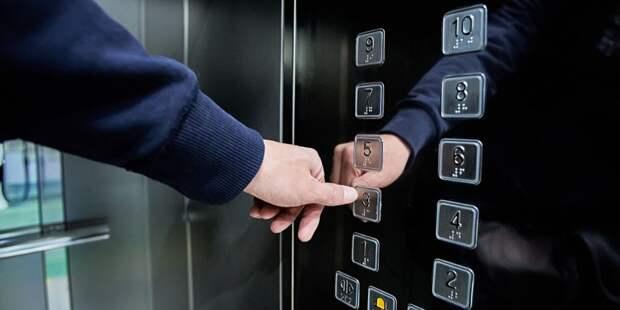 На Таллинской украли лифтовые канаты