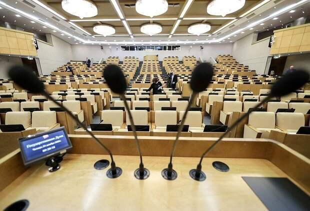 Парламентские партии увеличивают отрыв
