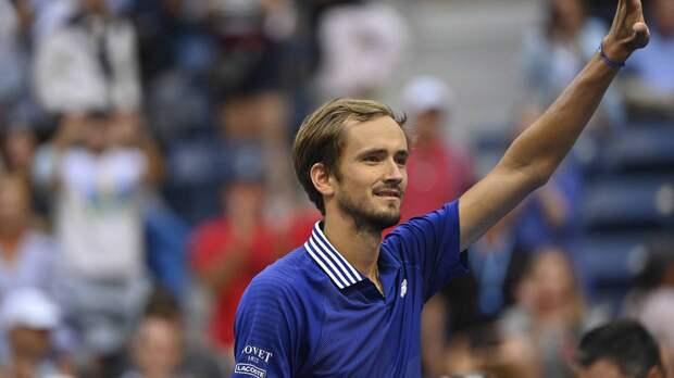 Теннисист Даниил Медведев примет участие в Кубке Дэвиса