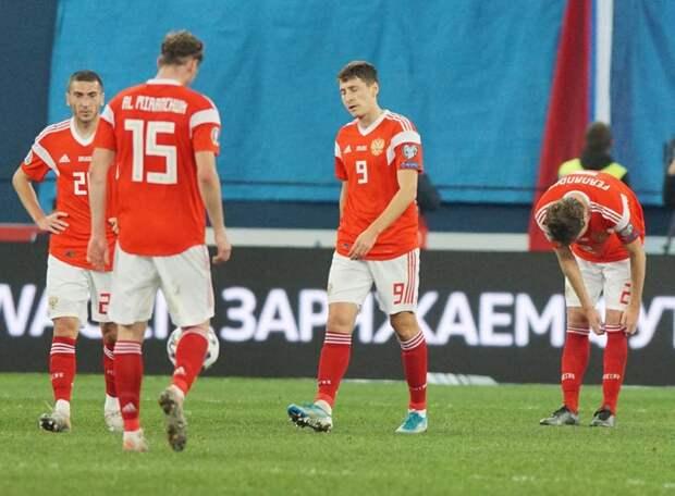 Пятеро зенитовцев и примкнувший к ним Кузяев вызваны на октябрьские матчи Лиги наций