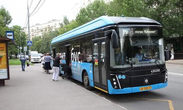 Транспортная инфраструктура СВАО активно развивается