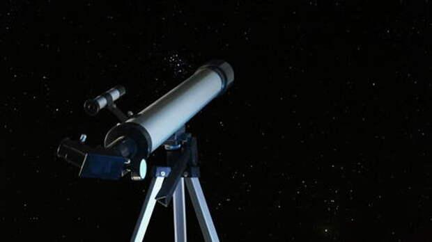 В парке Галицкого установят телескоп