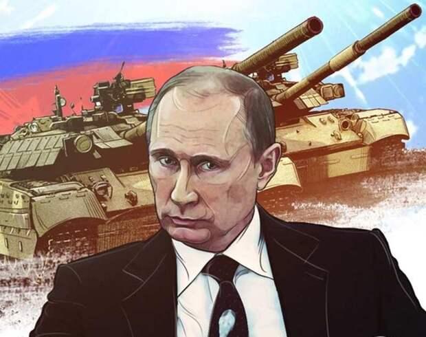 Почему Путин начнет в июне? Военные вангования...