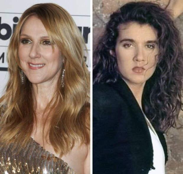 Знаетели вынатуральный цвет волос голливудских красавиц?