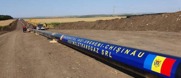 Румыния достроила удавку для Приднестровья