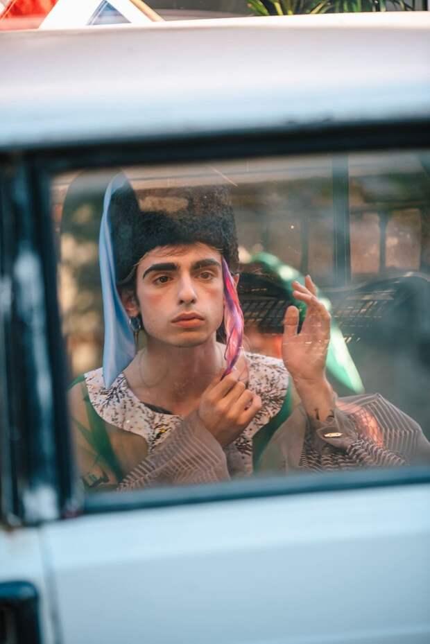 В Украине сняли фильм о казаках-геях с Запорожской Сечи. Кадры со съемок