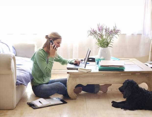 Эксперт: хотите жить по-столичному у себя дома? Работа фрилансером предоставит такие возможности