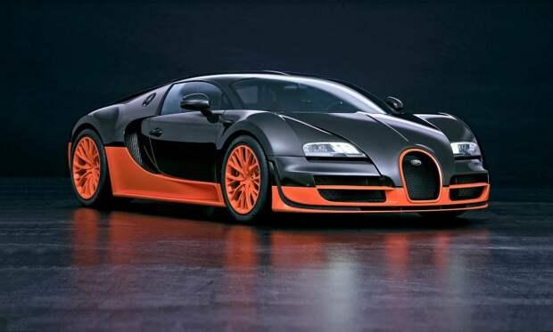 Самый быстрый серийный автомобиль авто, рекорд