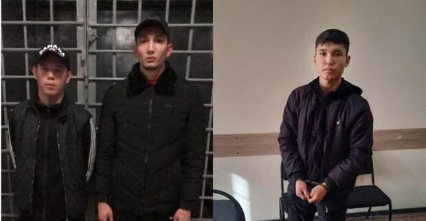 Полиция заявила о задержании двух групп орудовавших в Алматы грабителей