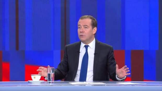 Медведев заявил о существенном ухудшении отношений Москвы и Вашингтона