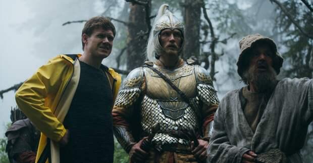 Виктор Хориняк сражается с Колобком в новом трейлере фильма «Последний богатырь: Корень зла»