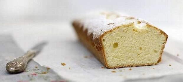 кекс творожный рецепт классический по госту