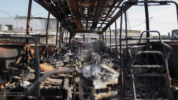 Серия взрывов полностью обесточила город Газа