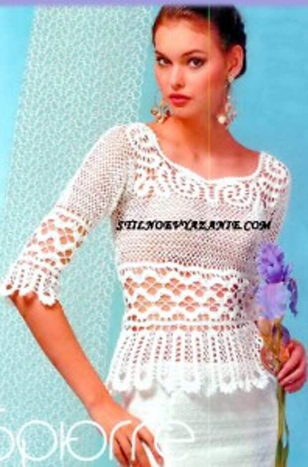 Блузы и рубашки (подборка)