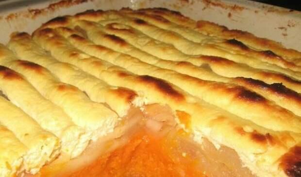 Тыквенная запеканка: лучший осенний десерт!
