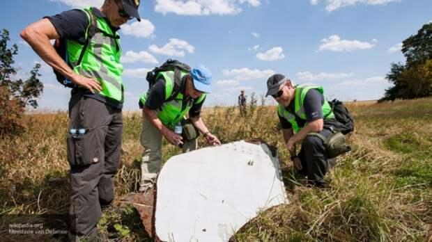 США скрывают правду о трагедии Боинга МН17