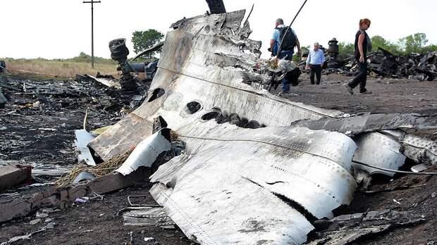 Грушко рассказал о консультациях с Нидерландами по MH17