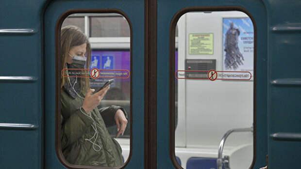 В Петербурге усилят дезинфекцию общественного транспорта