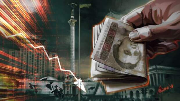 Займы, гранты и кредиты позволяют Западу контролировать Украину