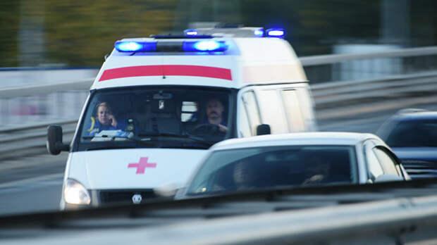 Девять человек пострадали в ДТП с автомобилем BlaBlaCar под Волгоградом