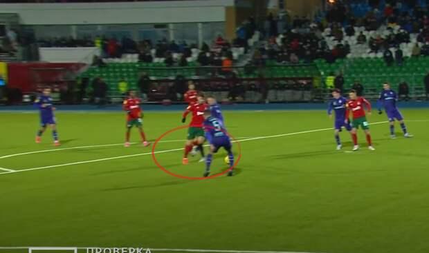 Победный гол «Динамо» надо было отменить, Акинфеев не дал мячу пересечь линию ворот. Разбор судейства 23-го тура