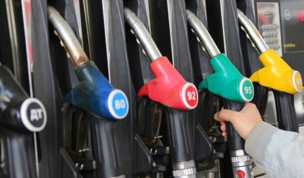 Нефть вниз— бензин вверх