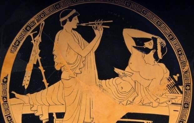 3. Урок для древнегреческой молодёжи