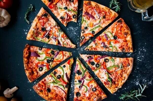 Пицца: новый взгляд на привычное блюдо