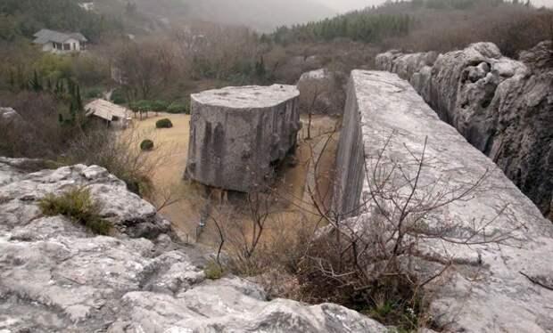 Артефакты истории. Яншаньские мегалиты.