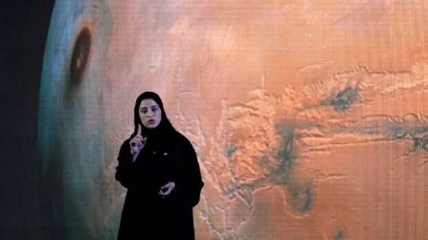 Исламизация Марса.