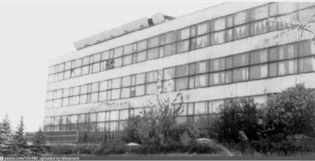 История района: краткая биография Владыкинского механического завода
