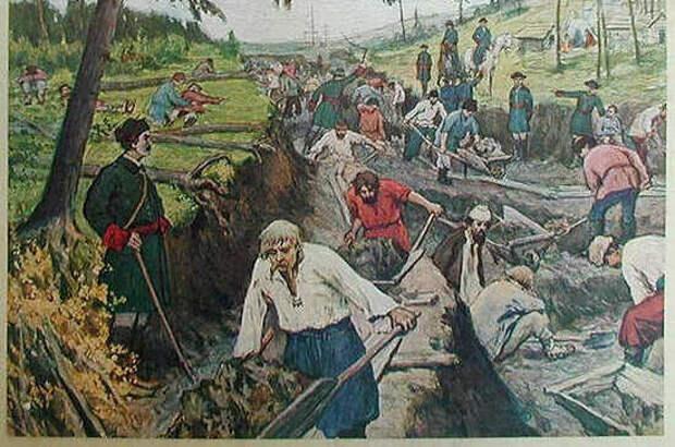 Для чего строился Ладожский канал