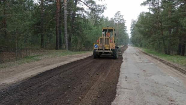 В Алтайском крае приступили к ремонту региональной автодороги