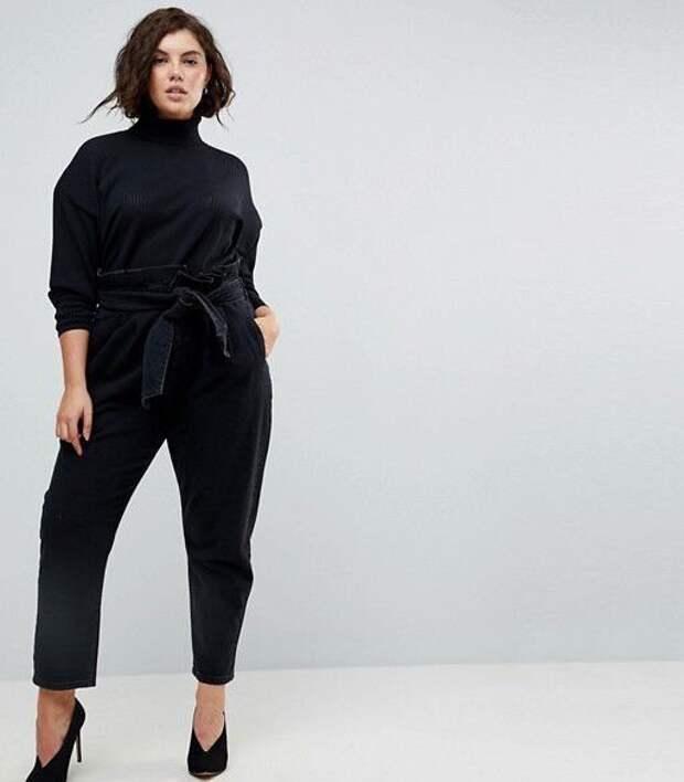 Как создавать стильные образы полным женщинам: простые советы, которые в этом помогут