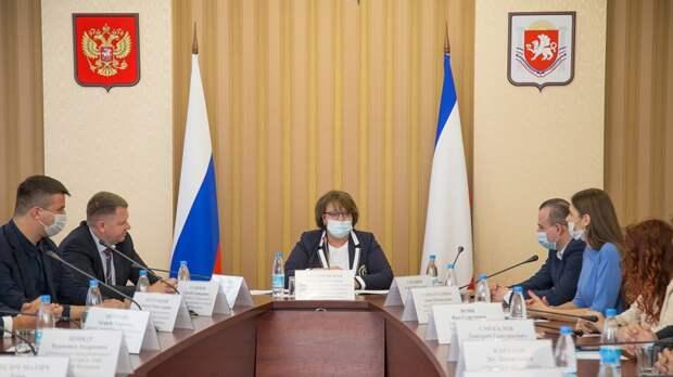 Крым может стать площадкой для международных съездов представителей молодежных правительств