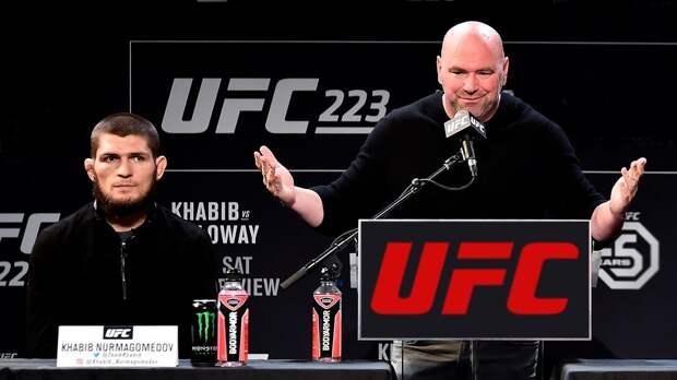 Возвращение Хабиба в бои - интрига, разыгранная UFC. Почему этого не случится