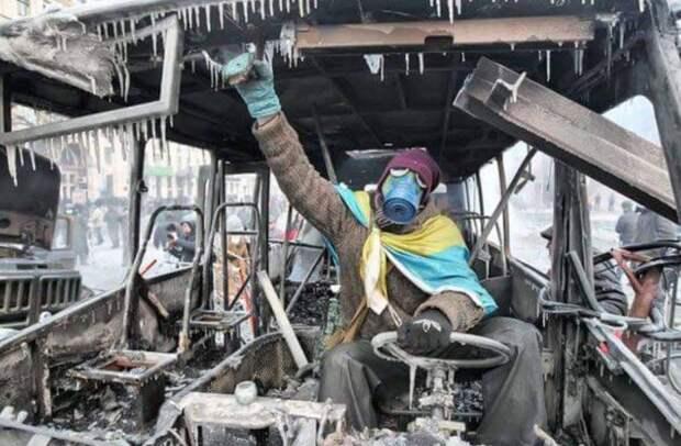 Шесть лет майдана: гальванизация трупа и внутренняя оккупация