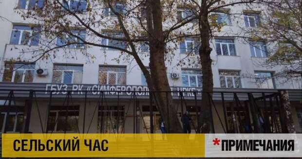 Государственных стоматологов в Крыму оставили без зарплат, а селян – без зубов