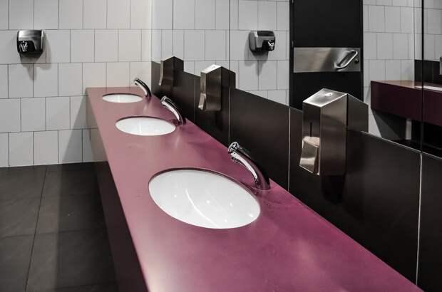Проблема М и Ж: туалеты как двигатель торговли