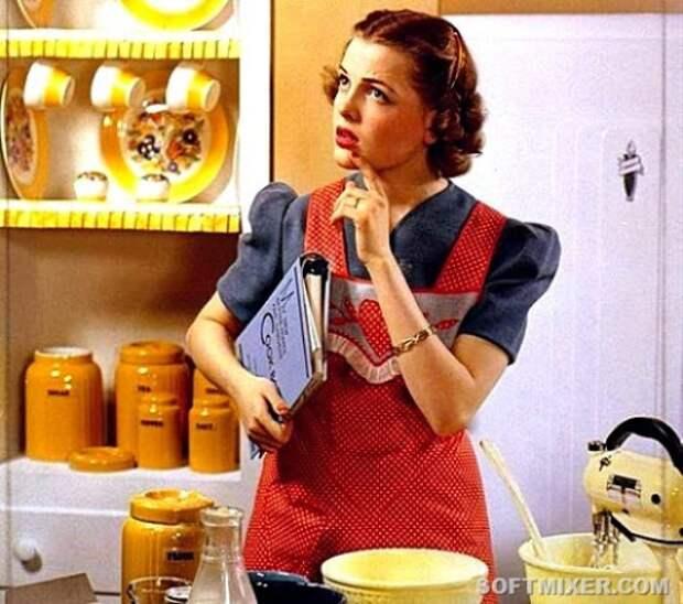 Кухонные легенды