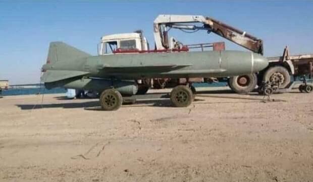 ВО: у ЛНА вдруг появились противокорабельные ракеты «Термит»