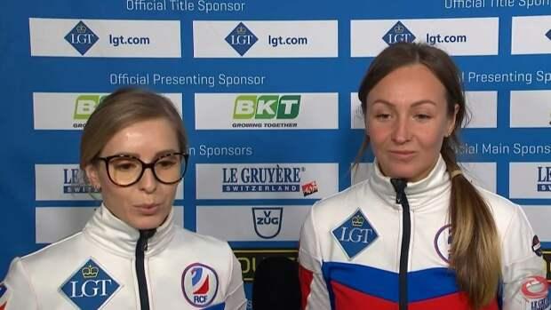 Скип женской сборной России по керлингу — после поражения в финале ЧМ: «В следующем году приедем за золотом»